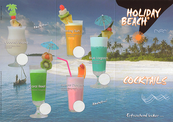 HolidayBeach alkoholfrei
